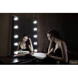 Mirror LED 70x60cm 8x3W