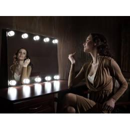 Mirror LED 10x3W 80x60cm, 90x60cm