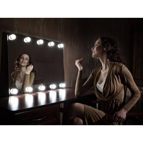 Mirror led 10x3w 80x60cm 90x60cm soled for Mirror 90 x 60