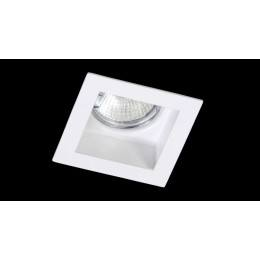 BPM BASIT 8012 LED 3000K, 4000K white square 7W