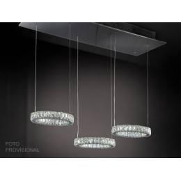 SCHULLER Lampa wisząca Debra 3 LED 754361