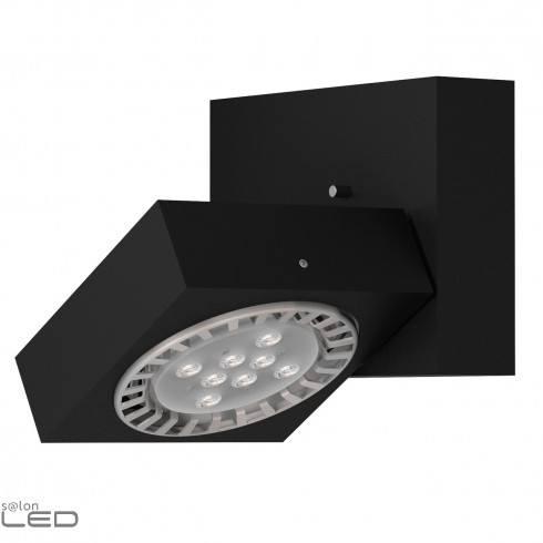 CLEONI Aspen T008C2Kd101 wall light silver matt