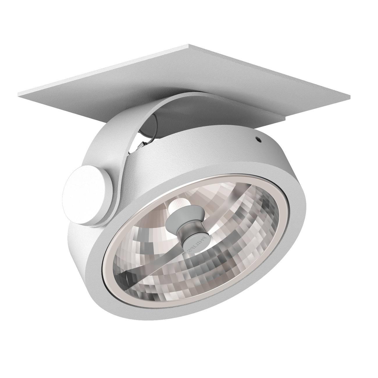Cleoni Beta T025m1ad101 Oprawa Sufitowa Srebrny Mat