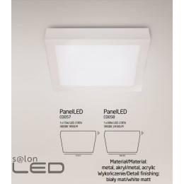 MAXlight C0057,58 Ceiling lamp white