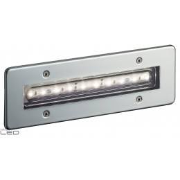 DOPO Exterior recessed lamp SYNA 1,6W
