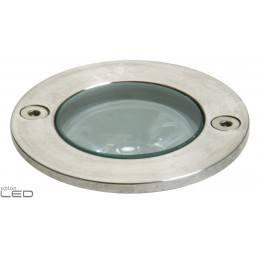DOPO Exterior recessed lamp GLASS