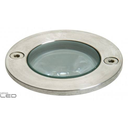 outdoor recessed light dopo glass