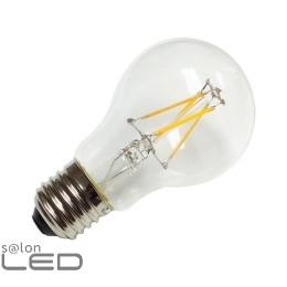 Żarówka filament LED E27 7W biała ciepła