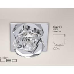 Oprawa szklana MAXlight Briliant II H0025 G9