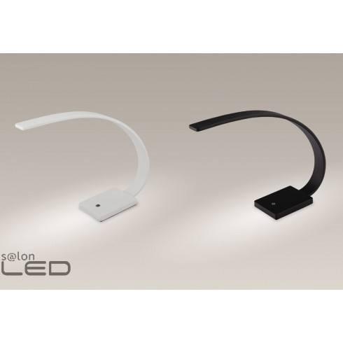 Lampka biurkowa MAXlight Office Round T0017, T0018 biała, czarna