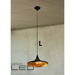 Hanging lamp MAXlight Bianca white P0065, black P066