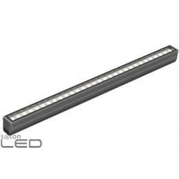 Naświetlacz elewacyjny liniowy LED 230V