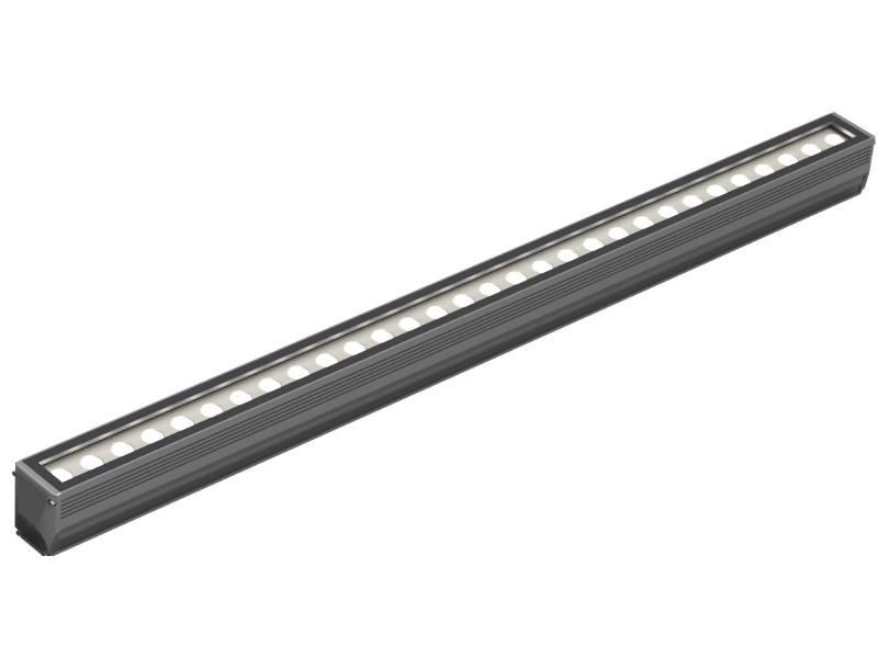 Oświetlenie Elewacji Naświetlacz Liniowy Led Ip66 230v