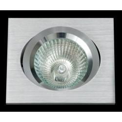 BPM Aluminio Plata 3021 LED oprawa sufitowa