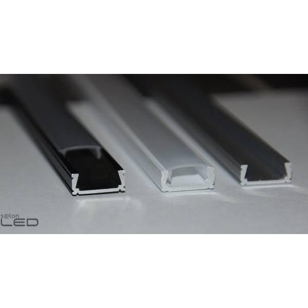 Profil Aluminiowy Srebrny Biały Czarny Z Osłonką