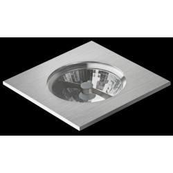 BPM Aluminio Plata 3024/IP65 LED oprawa sufitowa