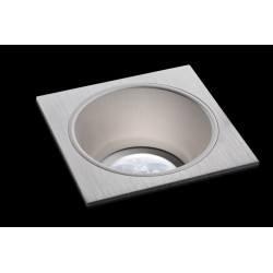 BPM Aluminio Plata 3030 LED oprawa sufitowa