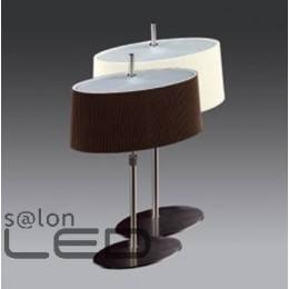 Table lamp MAXlight  VALENCIA ecru, mokka