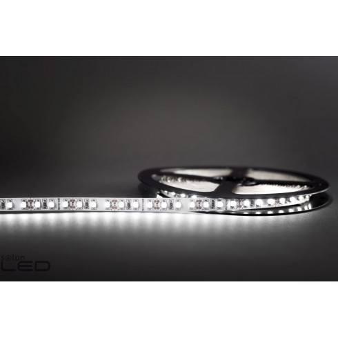 Profesjonalna taśma LED 600 Biała Zimna Rolka 5m niewodoodporna