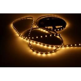 Profesjonalna taśma LED 300 Biała Ciepła Rolka 5m niewodoodporna