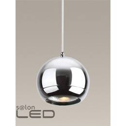 Lampa wisząca Maxlight SILVER P0054 chrom