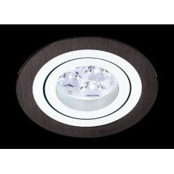 BPM MINI KATLI 3053 LED 10W, 7W black brushed