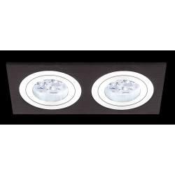 BPM Aluminio Negro 3055 LED