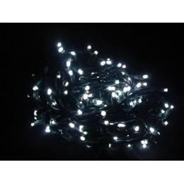 Lampki choinkowe LED białe