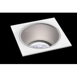 BPM SIKMA 4230 LED 10W, 7W biała kwadratowa