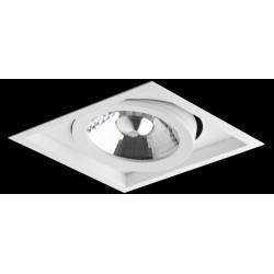 BPM MADEN 8005 LED 16W biała wychylna