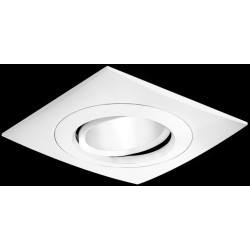 BPM TITAN 8042 LED white square 10W, 7W
