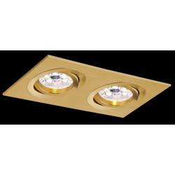 BPM MINI KATLI 2012 LED 2x10W, 2x7W gold