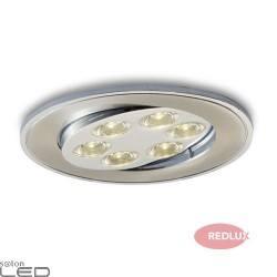 Downlight LED 6W REDLUX Vertu R10293