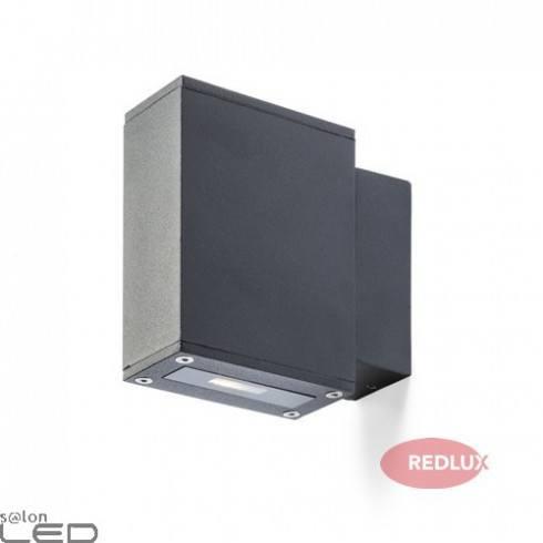Exterior wall light REDLUX Dixie 4x12