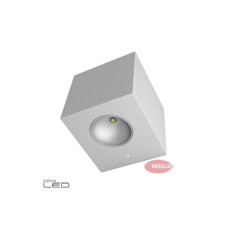 REDLUX Advantage II R10152 Wall LED Light Aluminium