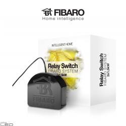 Fibaro Relay Switch 2x1,5kW FGS-221 podwójny ON/OFF
