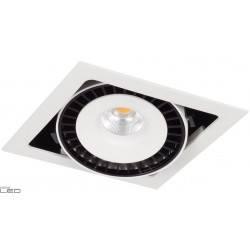Oprawa wpuszczana LED SPIDER BOX 18W, 25W
