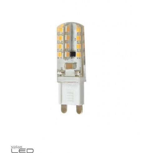 Bulb G9 45 LED SMD warm white 3W