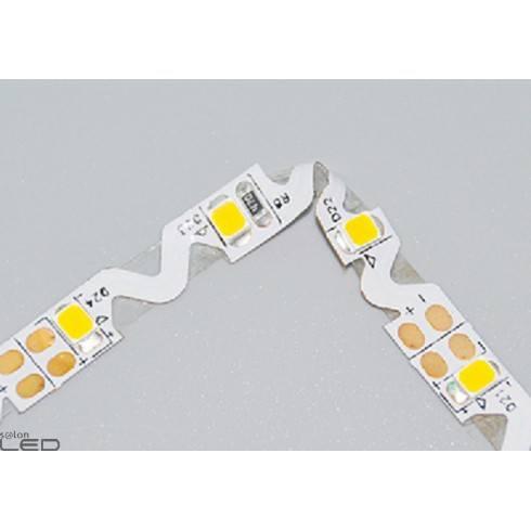 Gięta taśma LED 300 S-type biała ciepła, zimna 45W