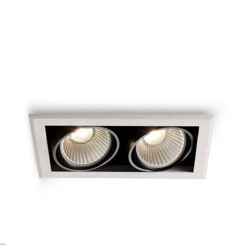 Oprawa ELKIM ROSA LED 957/2 2x5W