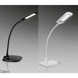 SCHULLER Lampa biurkowa Eye LED biała 514223