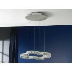 SCHULLER Lampa wisząca Debra LED 754187