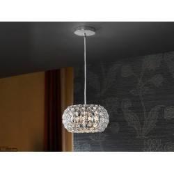 Lampa wisząca SCHULLER DIAMOND 507413, 507514