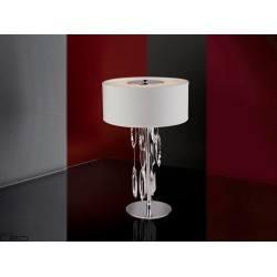 Lampa stołowa SCHULLER  DOMO 29431584 łańcuszki z biżuterią