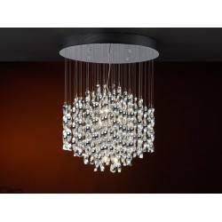 Lampa wisząca SCHULLER ESPIRAL 1 Ball 579814G9
