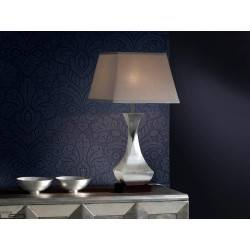 schuller deco lampa sto owa led 10w ma a du a srebrna. Black Bedroom Furniture Sets. Home Design Ideas