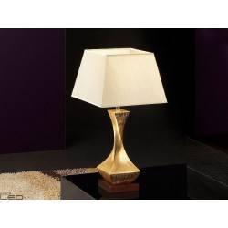 Lampa stołowa LED SCHULLER DECO złota