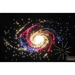 Gwiezdne niebo wielokolorowe SKY8-800