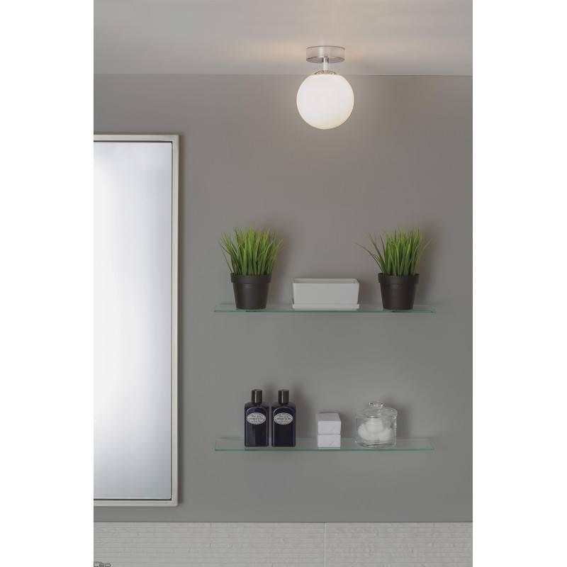 Light Fixtures Denver: Astro Denver 0323 Bathroom Ceiling-light IP44 Chrome