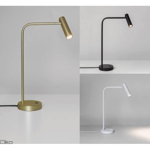 Astro table lamp Enna Desk 4572, 4573, 4574 white, black, matt brass